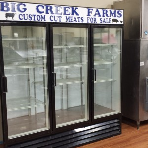 Beverage-Air MT72 Glass Door Merchandiser 3 Door