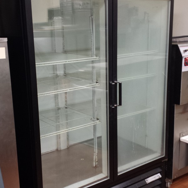 Beverage-Air MT49 Glass Door Merchandiser 2 Door