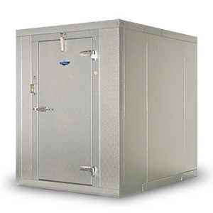 US Cooler 6x8x8 Walk-In Freezer