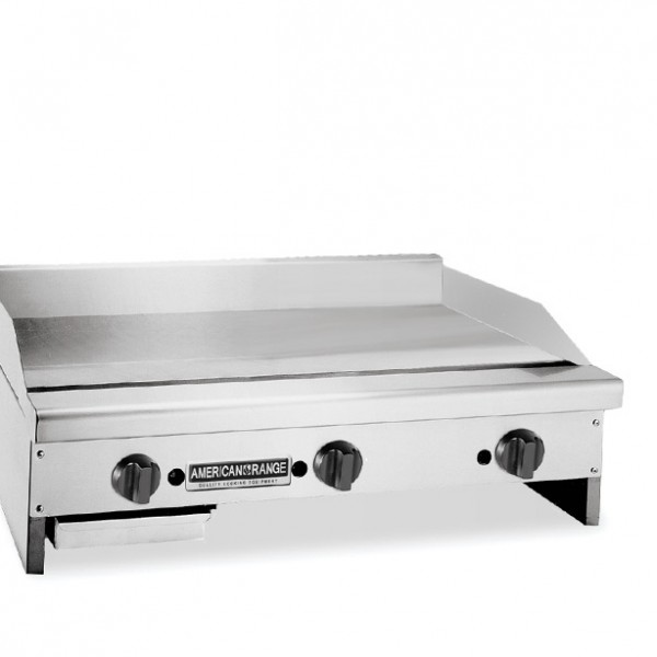 """American Range ARTG-36 Thermostatic Griddle 3/4"""" Thick Plate"""