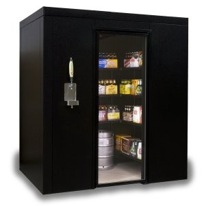 US Cooler 6x10 Walk-In Beer (Brew Cave)