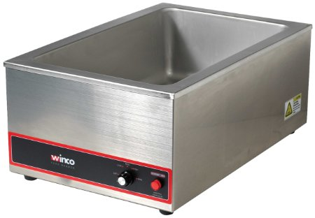 Winco FW-S500, Electric Food Warmer,1200W