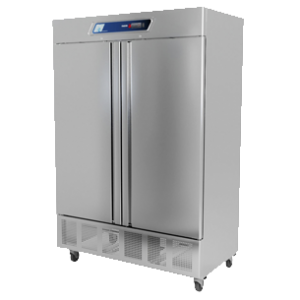 Fagor QVF-2 Solid 2 Door Reach-In Freezer 1PH