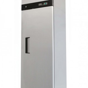 Migali C-1F Stainless Steel Reach In Freezer Single Solid Door