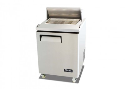 "Migali C-SP27-12BT 28"" Competitor Series Commercial Sandwich Preparation"