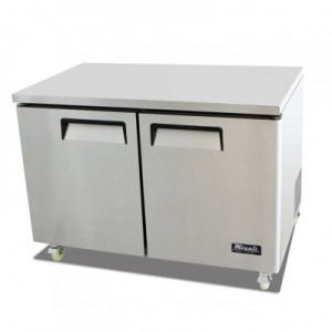 "Migali C-U48R 49"" Competitor Series Commercial Under Counter Cook Top Refrigerator"