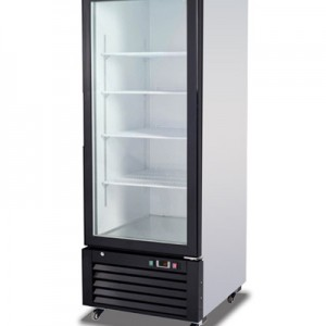 Migali C-23RM Reach-In Refrigerator One Hinged Glass Door