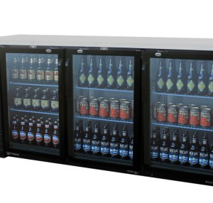 "Migali C-BB72G 73"" Competitor Series Commercial Back Bar Cooler"