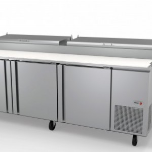 Fagor FPT-93 Refrigerated Pizza Prep Table