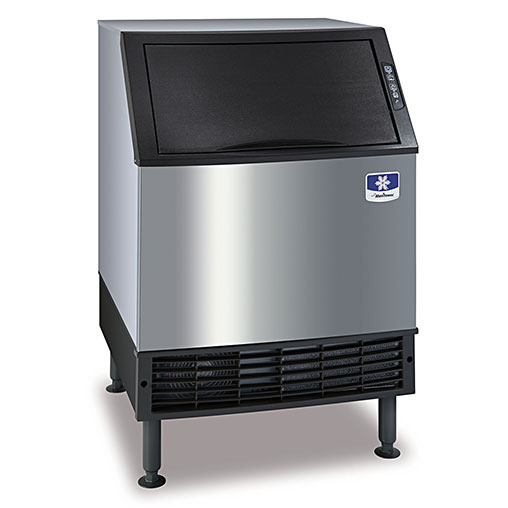 Manitowoc Ice UY-0240W Undercounter Half Cube Ice Maker - 212-lbs/day, Water Cooled, 115v