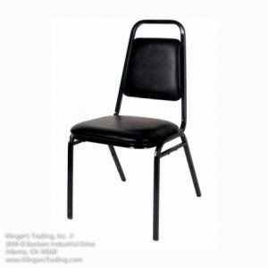 KTI SC-1-B Black Stack Chair