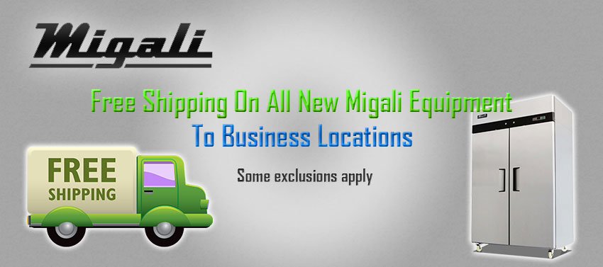 Migali Free Shipping To Business Locations