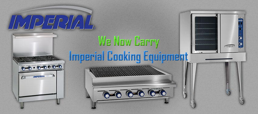 Featured Commercial Restaurant Equipment