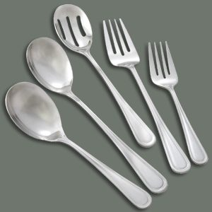 "Winco Shangarila 0030-09 Demitasse Spoon (4-5/8"")"