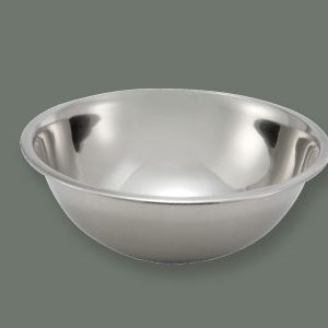 "Winco MXB-3000Q Economy Mixing Bowl Stainless Steel (22-1/2"" x 7-1/2"")"