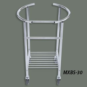 Winco MXBS-30-C Mixing Bowl Stand Stainless Steel